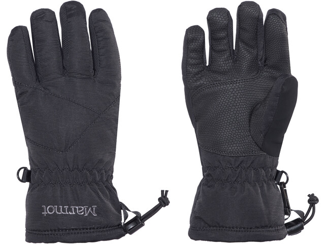 Marmot Glade Handschoenen Jongens, black